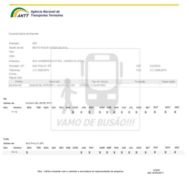 BEATO ROQUE GONZALEZ - Ônibus do Brasil para Paraguai – Saiba mais sobre esta ligação rodoviária internacional
