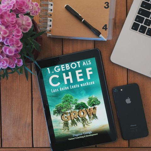 Gratis eBook: 1. Gebot als Chef