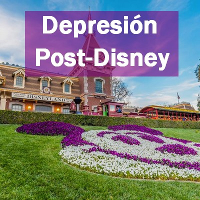 Depresión post disney