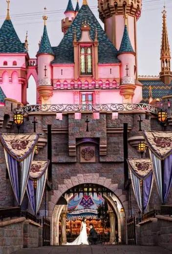 Boda en Disney