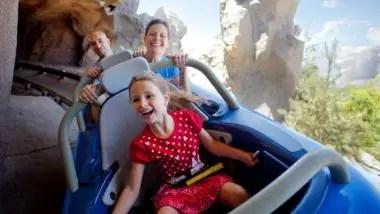 Rider Switch en Disneyland