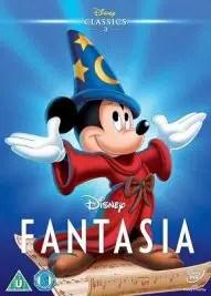 Películas que debes ver antes de ir a Disneyland - Fantasia