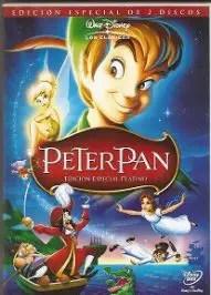 Películas que debes ver antes de ir a Disneyland - Peter Pan