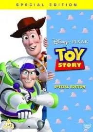 Películas que debes ver antes de ir a Disneyland - Toy Story