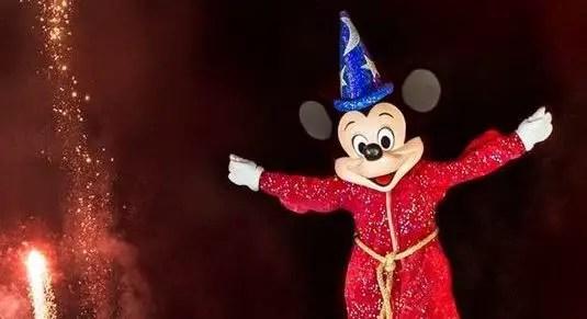 Shows en Disney Fantasmic
