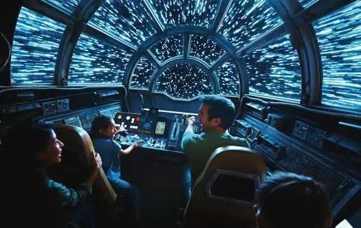 Conoce Star Wars: Galaxy´s Edge en Disneyland
