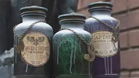 Mercancía de Aniversario de Haunted Mansion