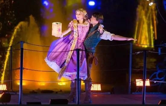 Fantasmic! en Disneyland California