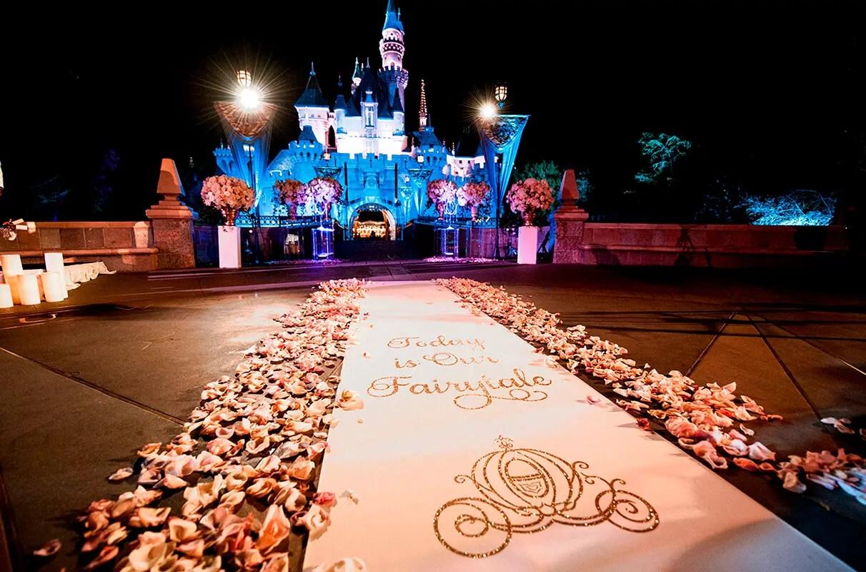 Casarse en Disneyland California
