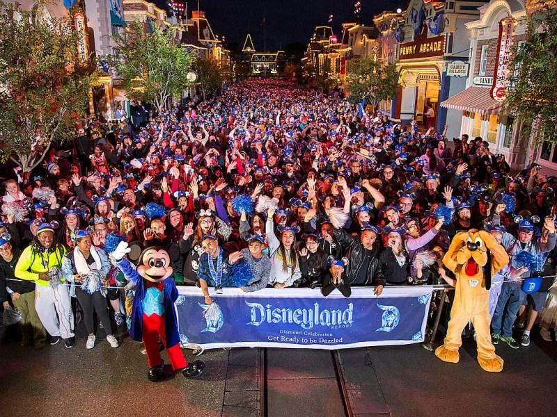 Acontecimientos importantes en Disneyland