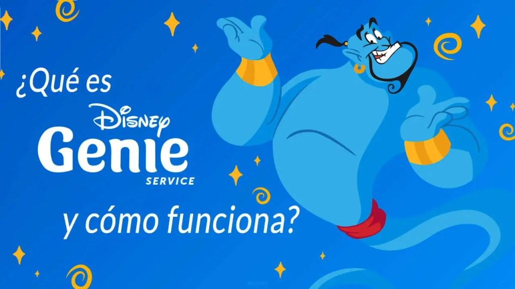 Disney Genie en Disneyland California Anaheim