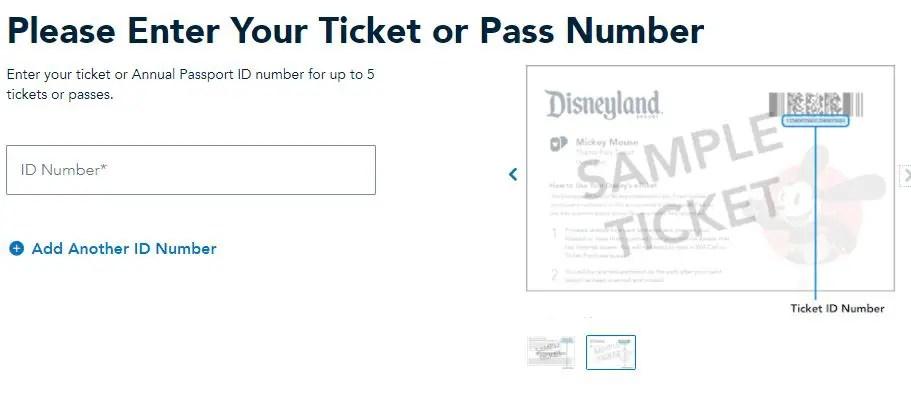 Reserva para Disneyland y Disney California Adventure paso a paso