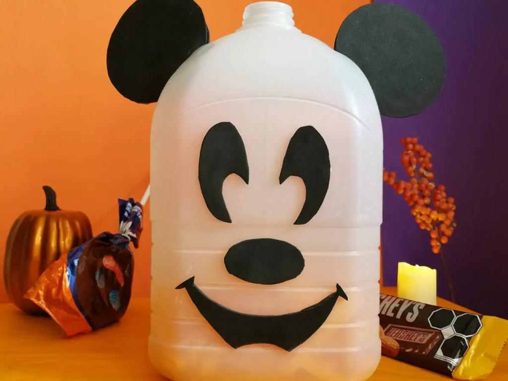 Tutorial Dulcero de Mickey Mouse