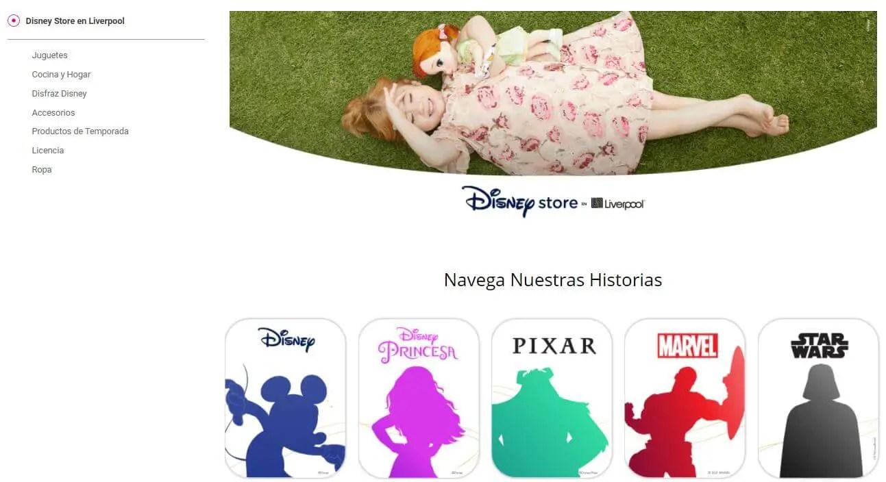 Cómo Comprar Productos de la Disney Store desde México