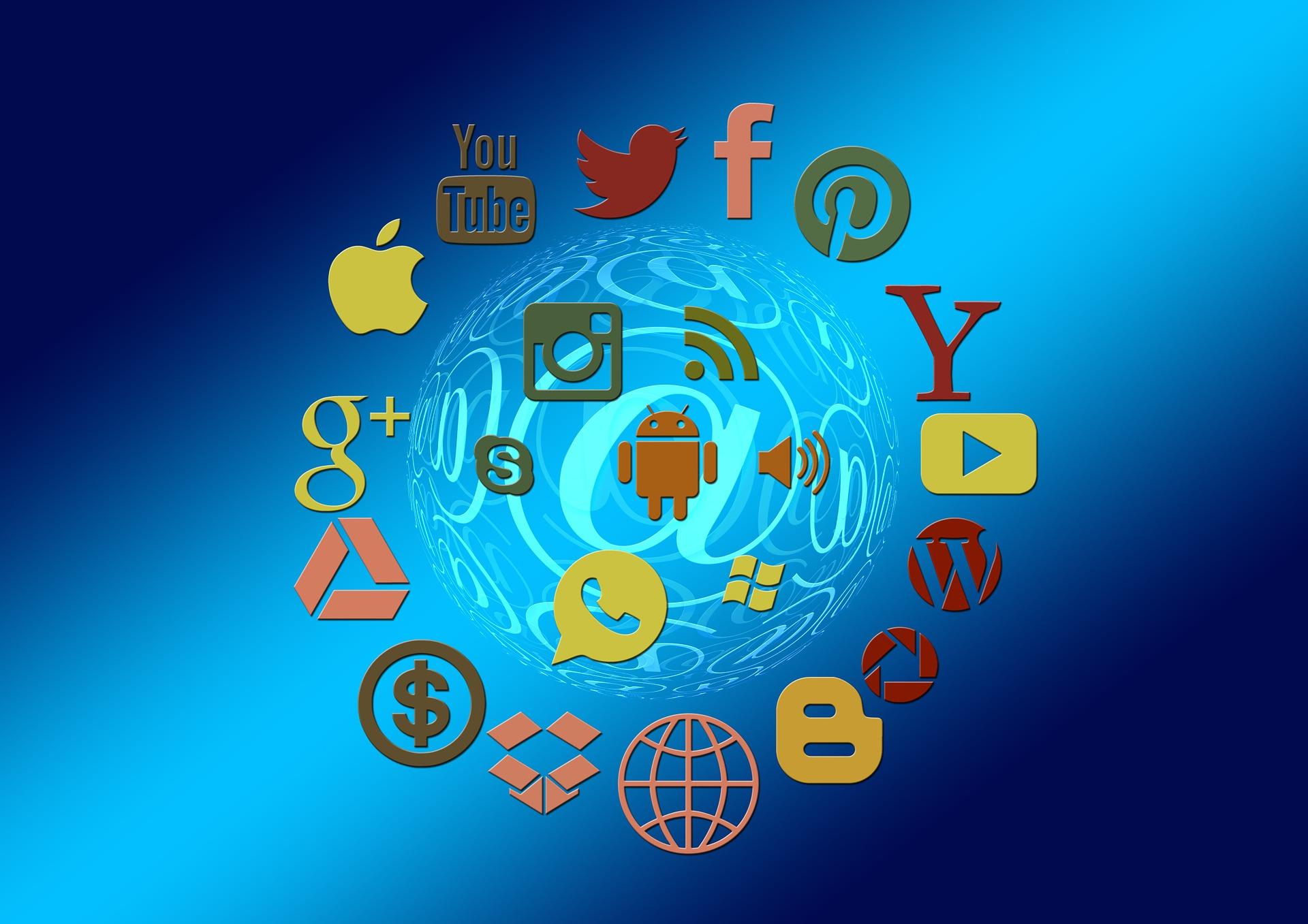 verbos de objeto indirecto en español- Redes sociales, vamosaudioblog.com