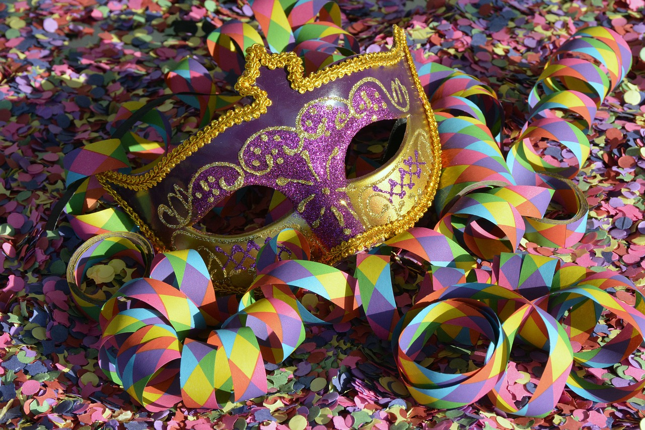 Idiomatic expressions in Spanish, the carnaval. vamosaudioblog.com