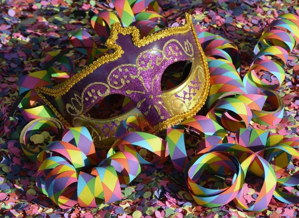 Idiomatic expressions in Spanish, the carnaval. vamosaudioblog.com