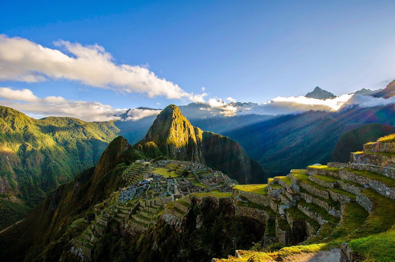Hispanoamérica. Me encantaría visitar Perú, vamosaudioblog.com