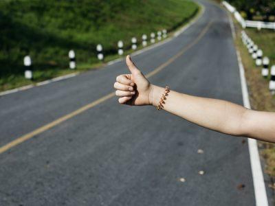 ¿Alguna vez has hecho autostop?