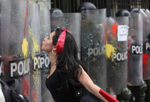 Colombia: Students Organize Against Law 30 (1/2)