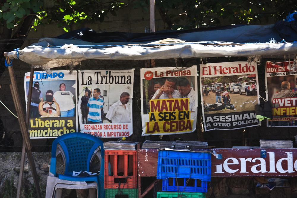 The US backs Honduras' instability and deaths