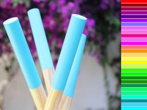 Palos de Color para Tipi