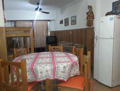 SAN BERNARDO: Depto 2 ambientes para 6 personas