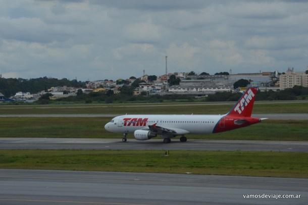 TAM, ahora LATAM Airlines.