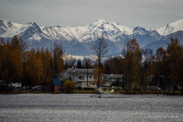 Lake Spenard, Anchorage