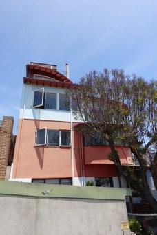 Pablo Neruda's house