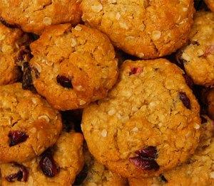 Receita de biscoito ANZAC