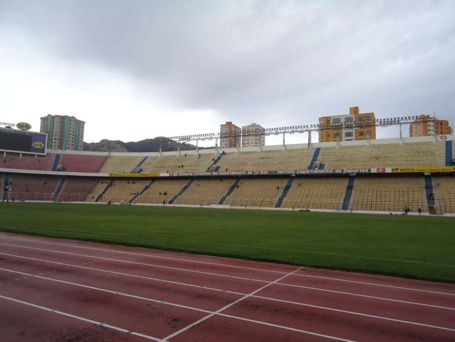 Estádio Hernando Siles - La Paz