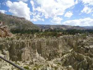 Vale da Lua - Bolívia