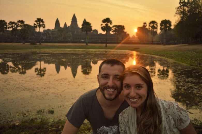 Templos de Angkor, Camboja