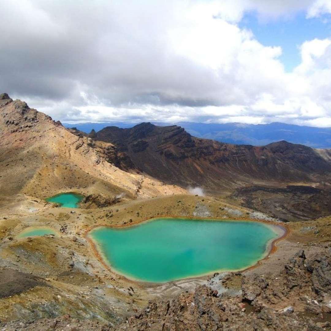Tongariro - Nova Zelândia