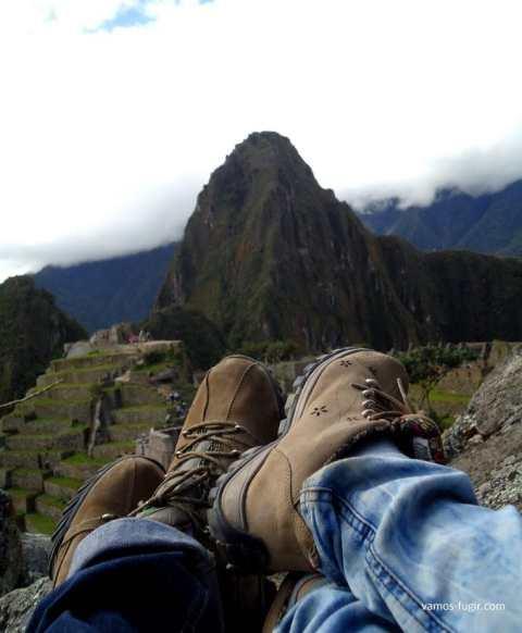 Como chegar a Machu Picchu