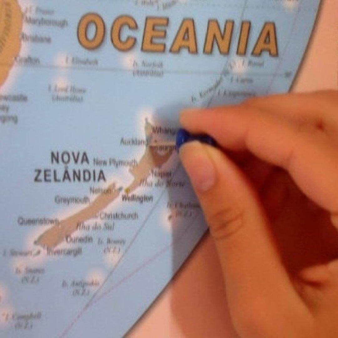 Intercâmbio Nova Zelândia