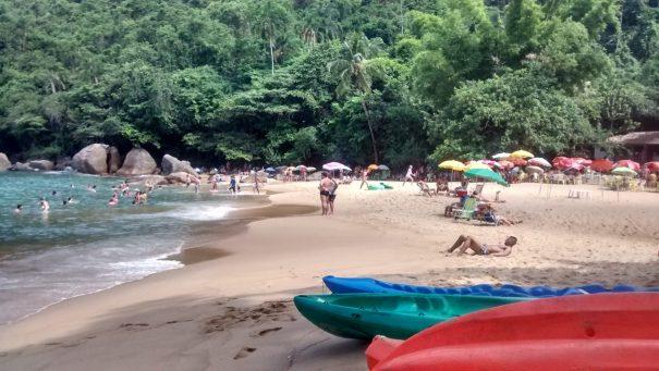Praia do Cedro - Ubatuba