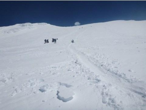 vulcão Vilarica - Chile