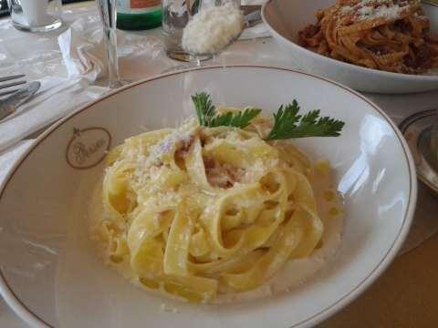 Florença - pasta ao limão siciliano