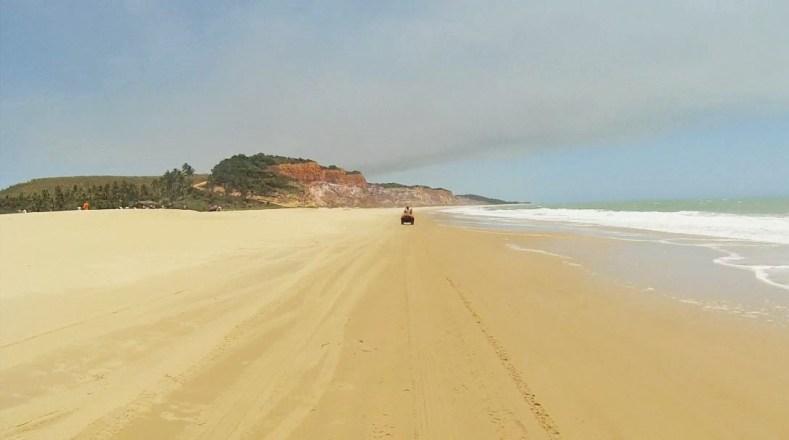 Passeio para a Praia do Gunga