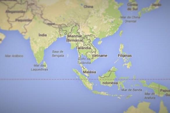 visto para os países do sudeste asiático