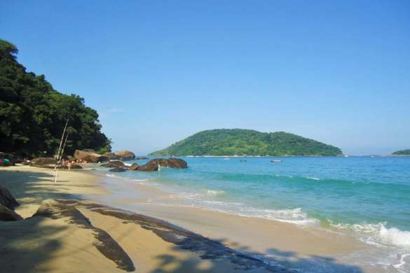 ilha do Prumirim, Ubatuba