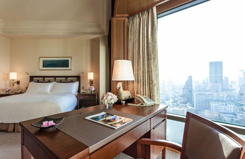 onde se hospedar em Bangkok