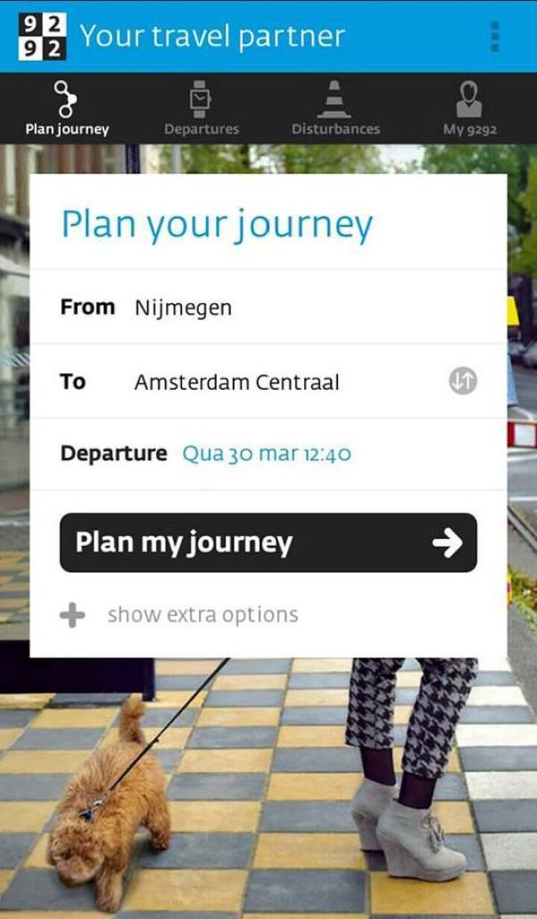 Aplicativos e sites para quem mora na Holanda
