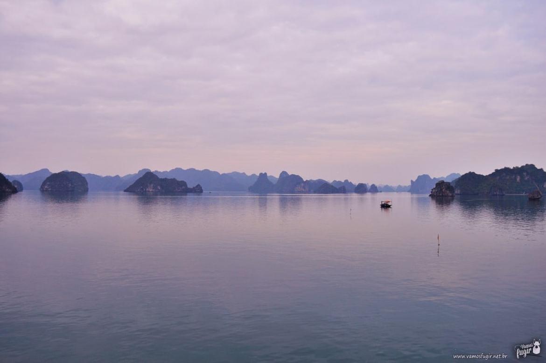 ilhas de Halong Bay