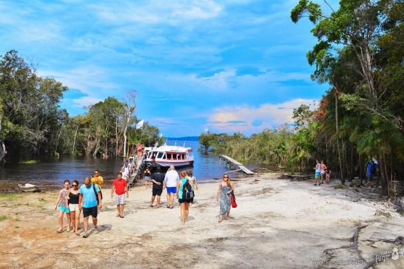 passeios em Manaus
