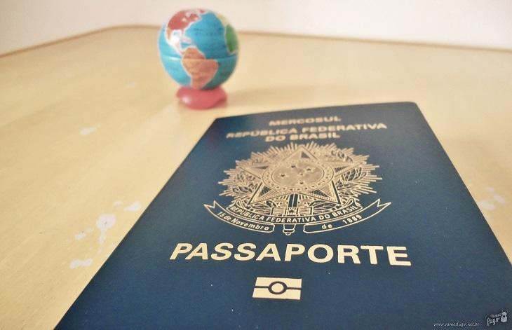 Documentos necessários para brasileiros viajarem