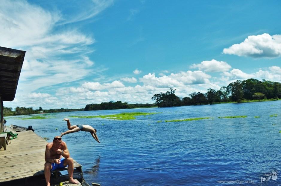 Rio Juma,a Amazônia