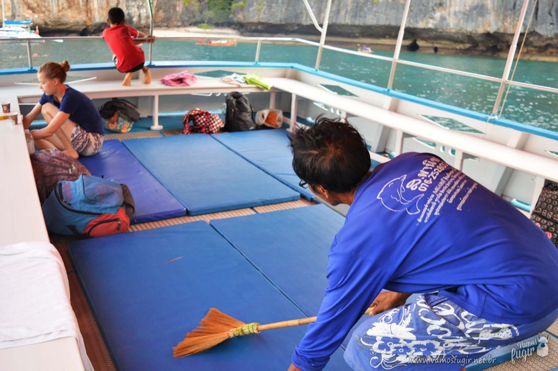O que fazer em Koh Phi Phi